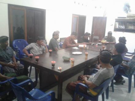 Sosialisasi dan Koordinasi Pencairan BKK Provinsi